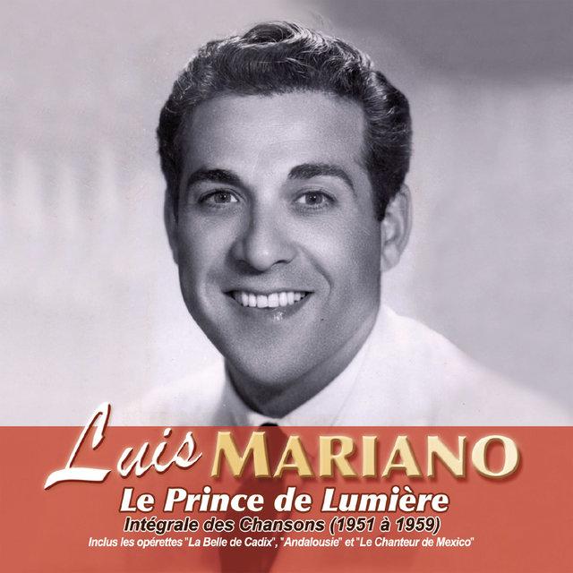 Le Prince de Lumière: Intégrale des chansons (1951 à 1959)