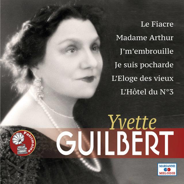 """Couverture de Yvette Guilbert (Collection """"Patrimoine"""")"""