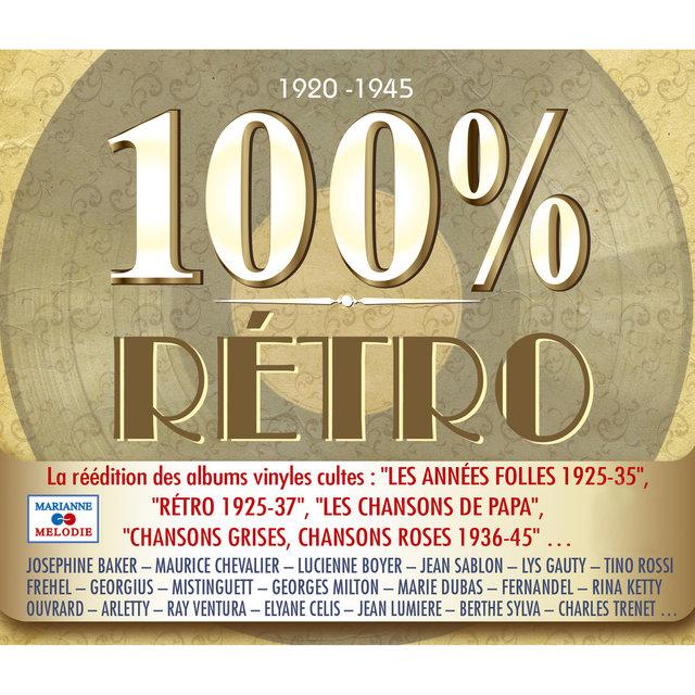 Couverture de 100% rétro (1920-1945)