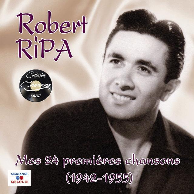 Couverture de Mes 24 premières chansons 1942 - 1955 (Collection chansons rares)