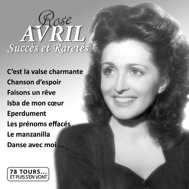 """Couverture de Succès et raretés (Collection """"78 tours... et puis s'en vont"""")"""