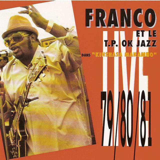 1979 / 1980 / 1981 - Kinshasa Makambo (Live)