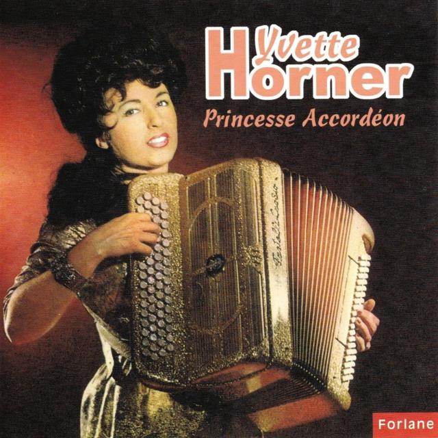 Yvette Horner Princesse Accordéon