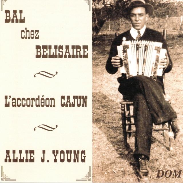 Bal chez Bélisaire : L'accordéon Cajun