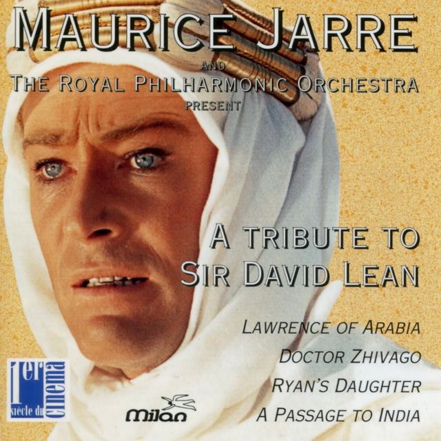 Couverture de A Tribute to Sir David Lean