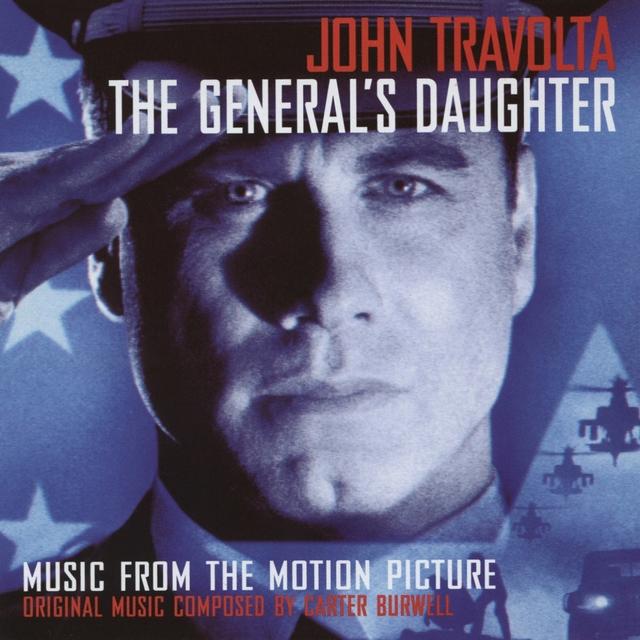 Couverture de The General's Daughter