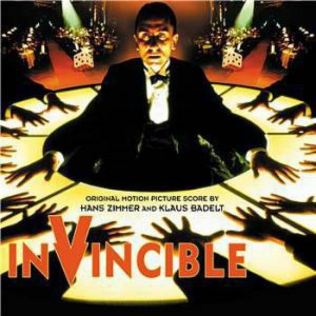 Couverture de Invincible