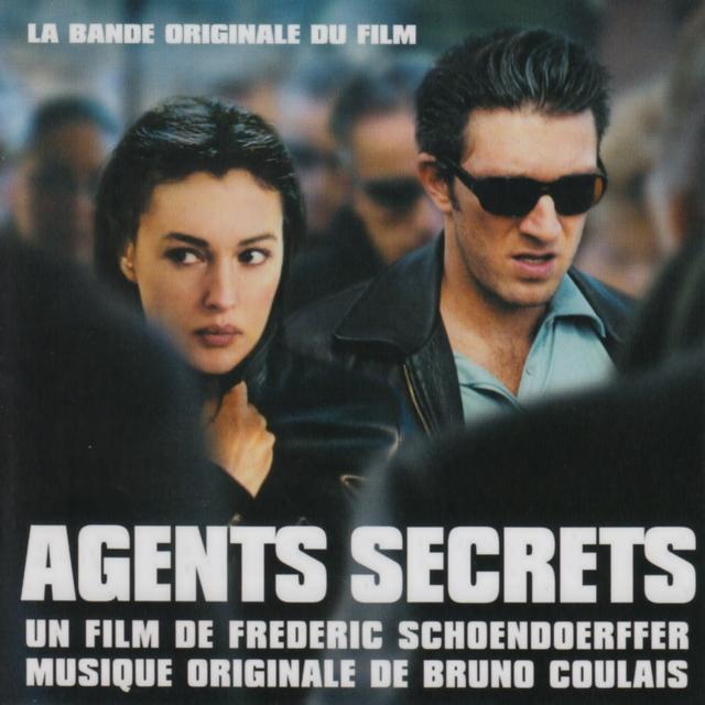 Couverture de Agents secrets