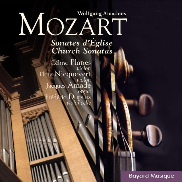 Mozart: Sonates d'église pour orgue et cordes (Collection Elévation)