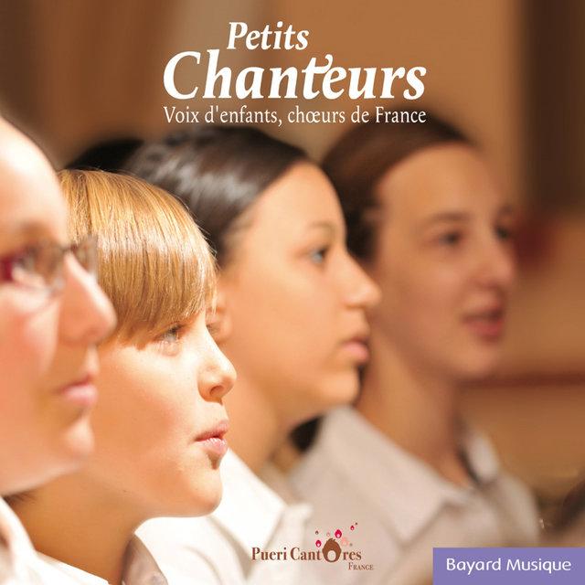 Couverture de Petits Chanteurs: Voix d'enfants, choeurs de France