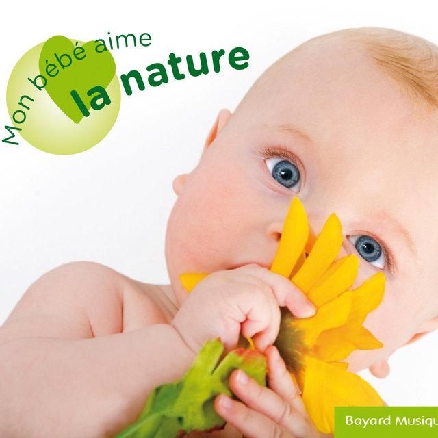 Mon bébé aime la nature