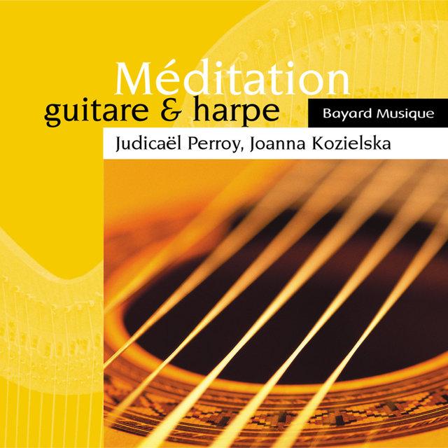 Méditation: Guitare & harpe