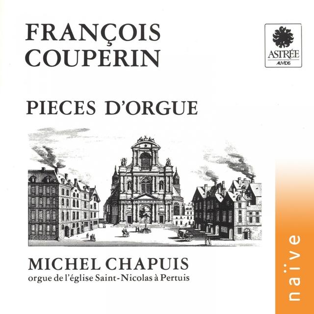 Couperin: Pièces d'orgue
