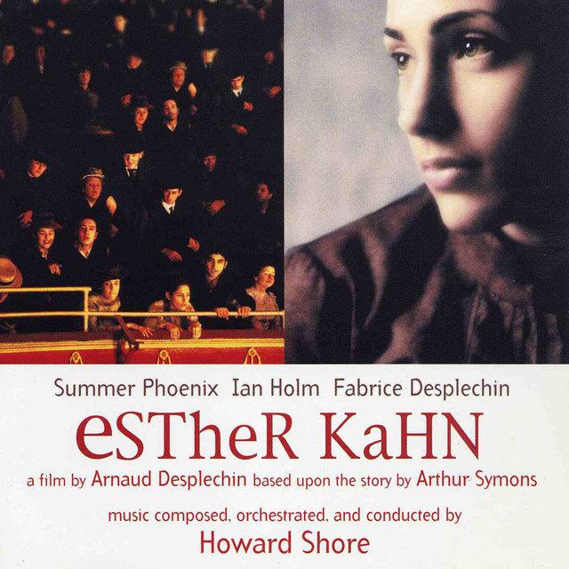 Couverture de Esther Kahn (Bande originale du film)