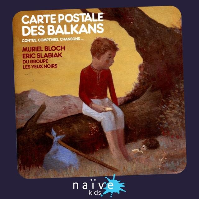 Carte postale des Balkans