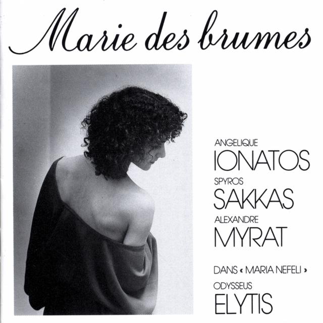 Marie Des Brumes
