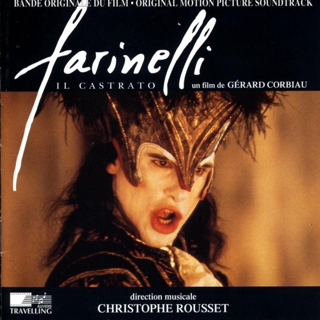 Farinelli - Il Castrato (Original Motion Picture Soundtrack)