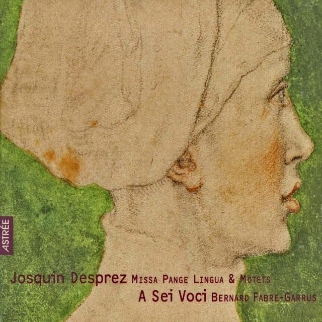 J. Desprez: Missa pange lingua & Motets - Desprez Recordings, Vol. 5