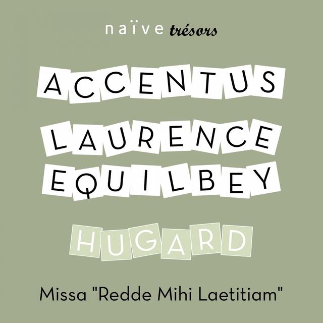 Hugard: Missa Redde mihi lætitiam