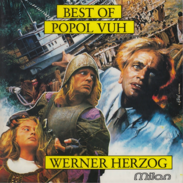 Couverture de Best of Popol Vuh