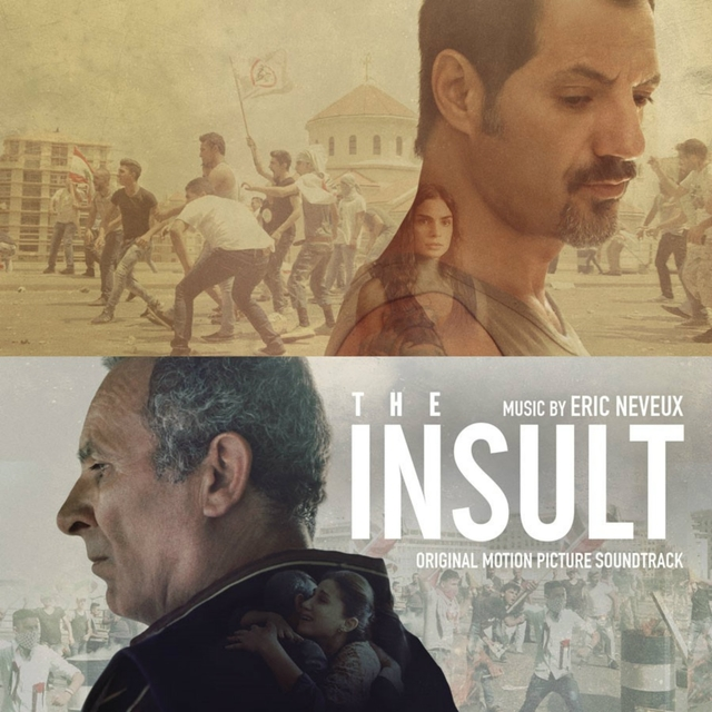 Couverture de The Insult