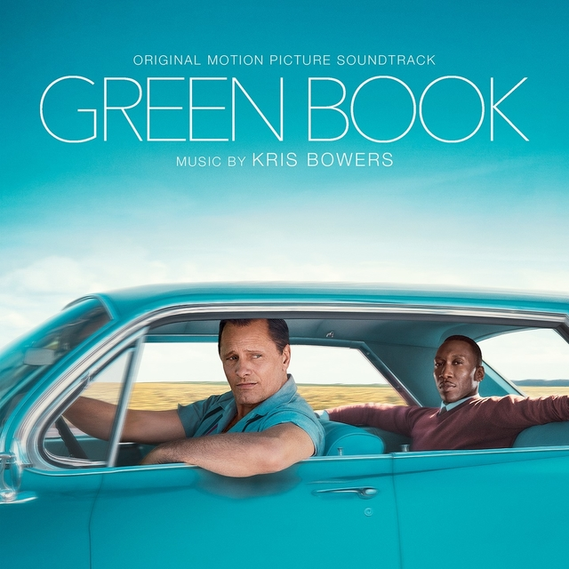 Couverture de Green Book