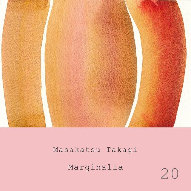 Couverture de Marginalia #20