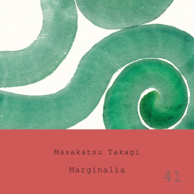 Couverture de Marginalia #41
