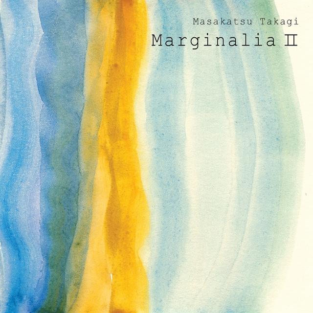 Couverture de Marginalia 2