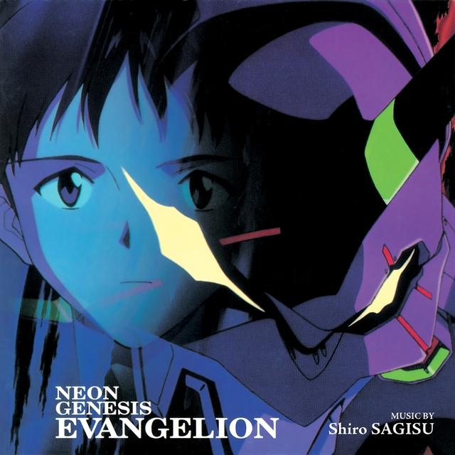 Couverture de Neon Genesis Evangelion