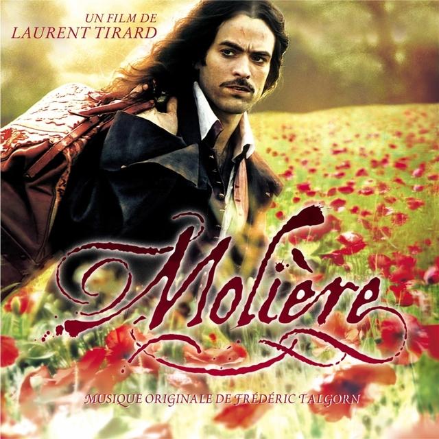 Couverture de Molière