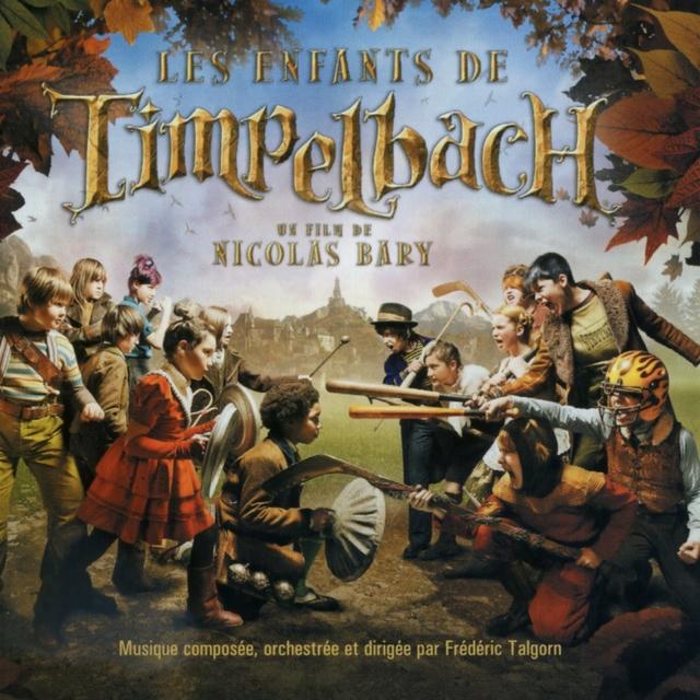 Couverture de Les enfants de Timbelbach