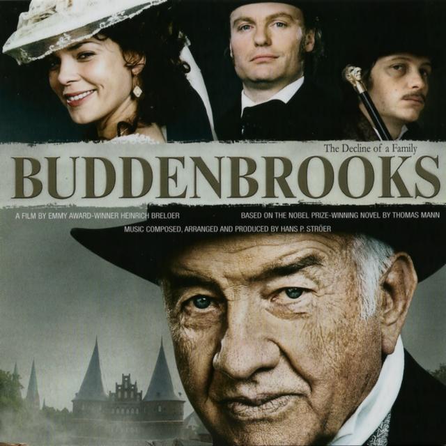 Couverture de Buddenbrooks