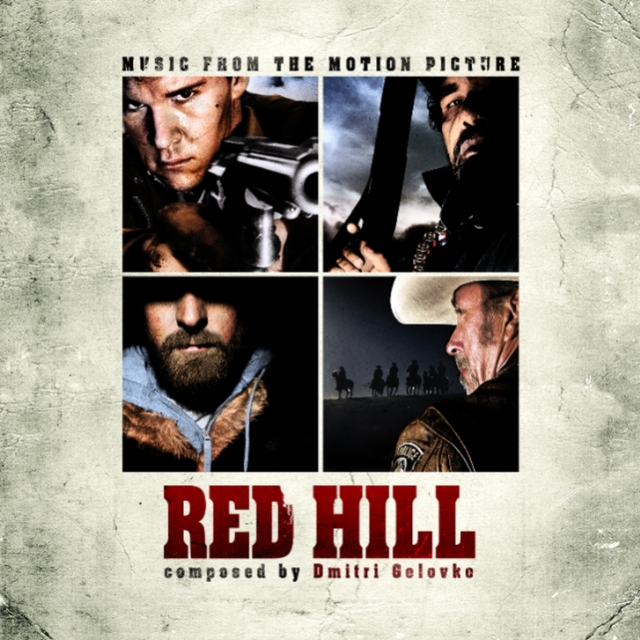 Couverture de Red Hill