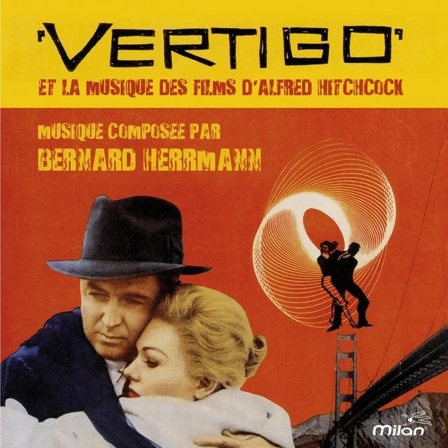 Couverture de Vertigo et la musique des films d'Alfred Hitchcock