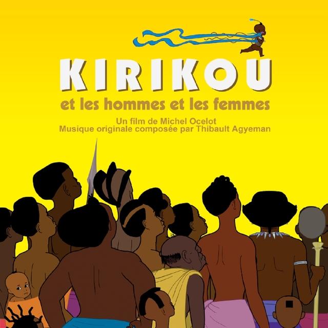 Couverture de Kirikou et les hommes et les femmes