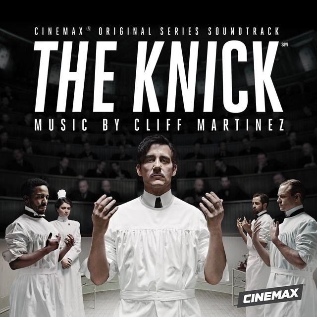 Couverture de The Knick