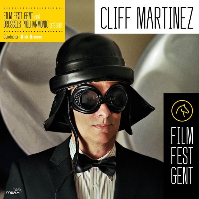 Couverture de Cliff Martinez at Film Fest Gent