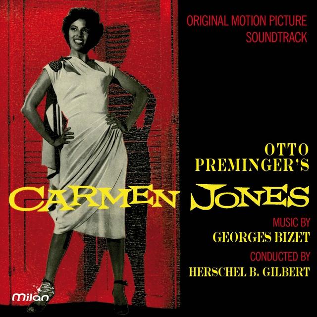 Couverture de Carmen Jones (Original Motion Picture Soundtrack)