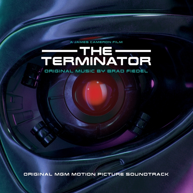 Couverture de Terminator