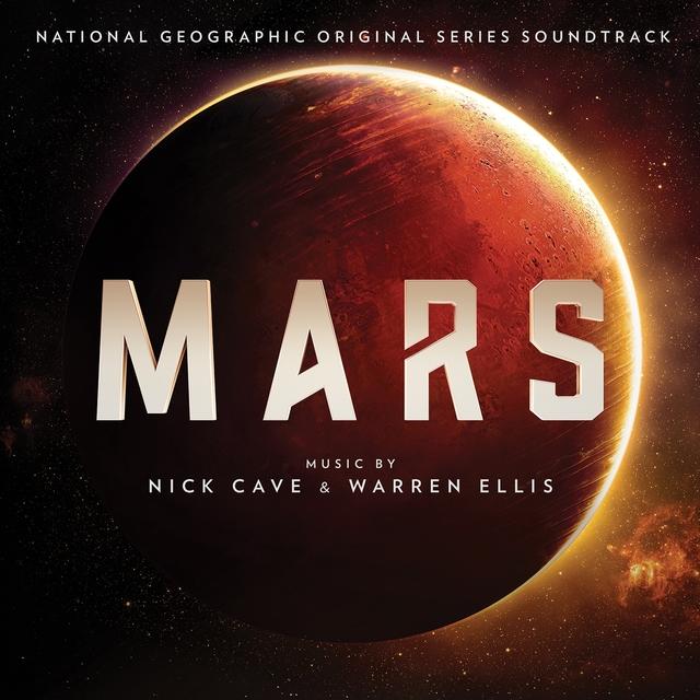 Couverture de Mars