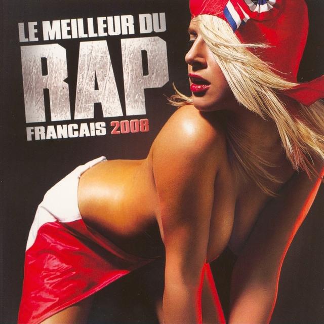 Couverture de Le meilleur du rap français 2008