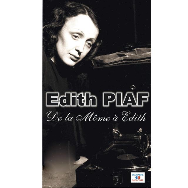De la Môme à Edith (1935-1951)