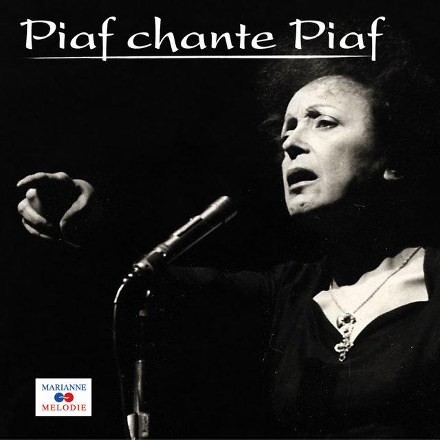 Piaf chante Piaf