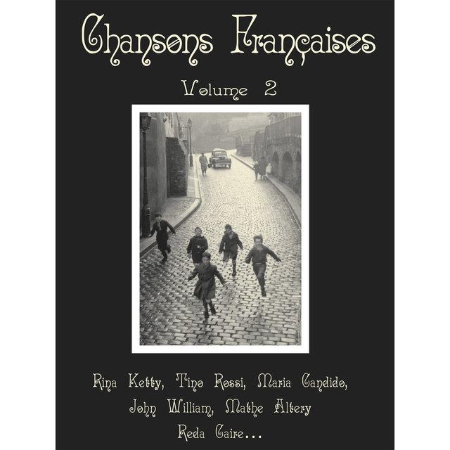 Couverture de Chansons françaises, Vol. 2