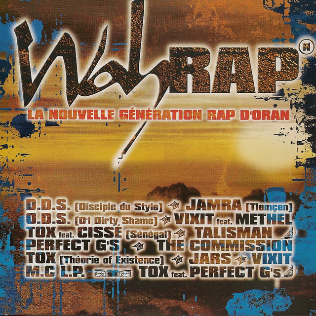 Wah Rap, la nouvelle génération rap d'Oran