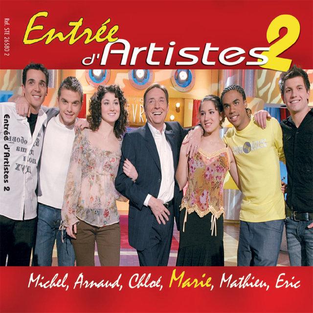Entrée d'Artistes 2 (Les découvertes de Pascal Sevran)