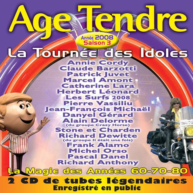 Age tendre... La tournée des idoles, Vol. 3: La magie des années 60-70-80