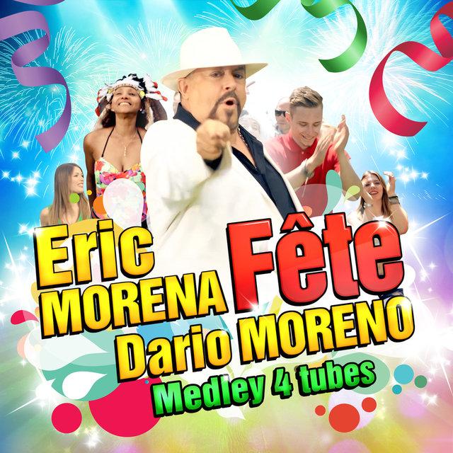 Couverture de Moreno by Morena (Medley): Si tu vas à Rio [Madureira Chorou] / La marmite / Tout l'amour [Passion Flower] / Brigitte Bardot - Single