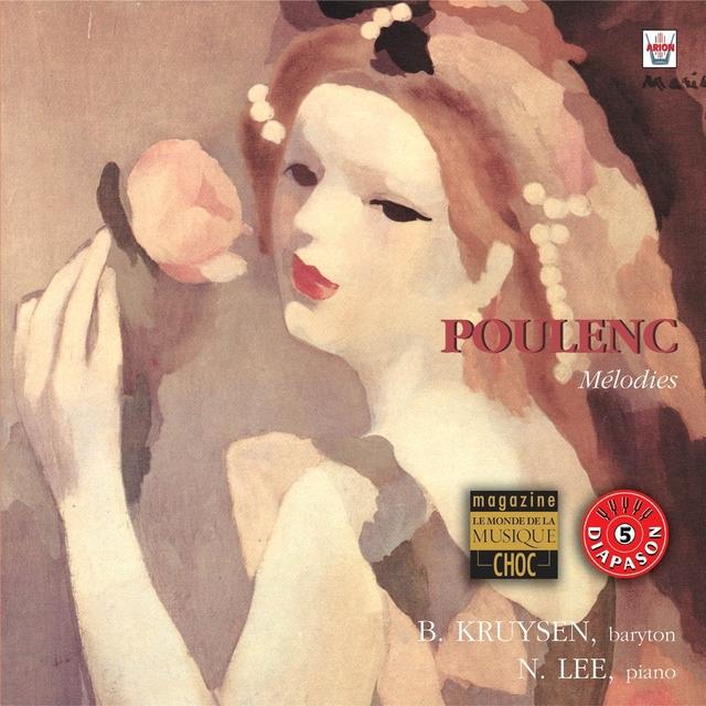 Poulenc : Mélodies - Catalogue classique 2004